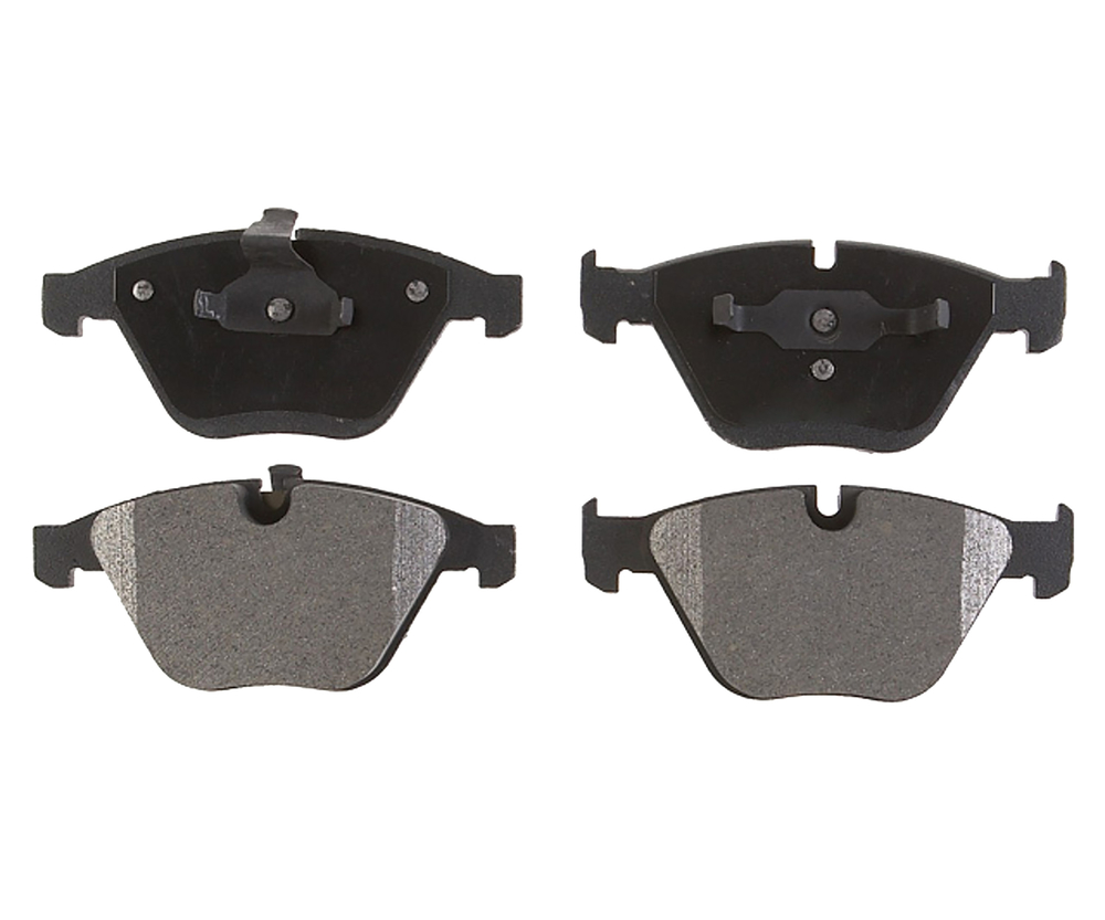 RAYBESTOS - Specialty - Street Performance; Metallic Disc Brake Pad Set (Front) - RAY SP918XPH