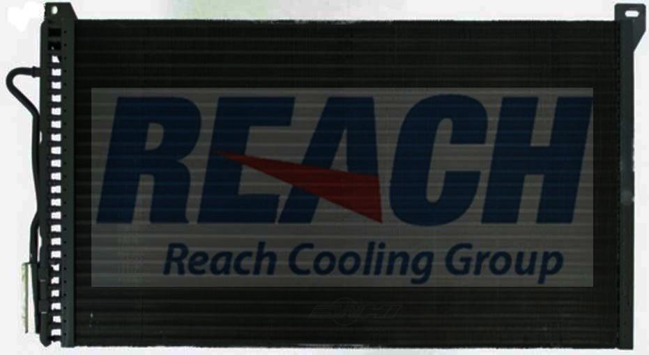 REACH COOLING - A/C Condenser - RCH 31-3567