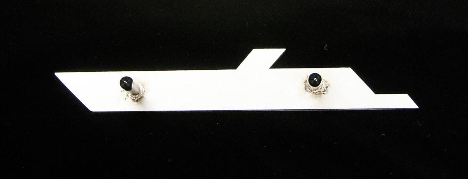T-REX - Bumper Grille Insert Grille Emblem - REX 19415