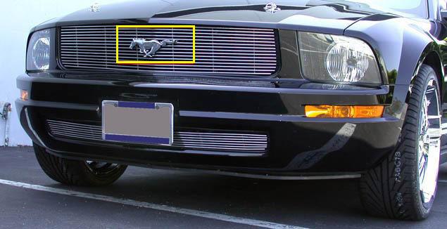 T-REX - Bumper Grille Insert Grille Emblem - REX 19515