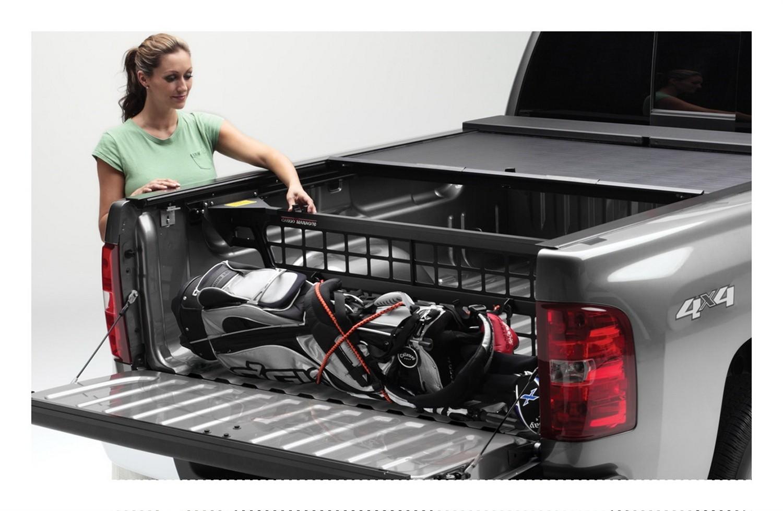 ROLL-N-LOCK - Cargo Manager Rolling Truck Bed Divider - RL0 CM802