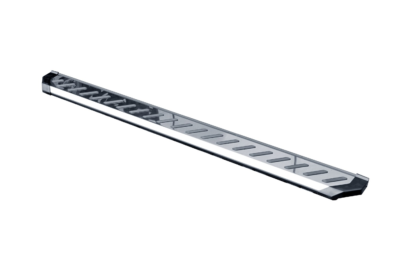 ROMIK - Tiguan Running Boards 18-18 VW Tiguan Stainless Steel RZR Series - RMK 39032418