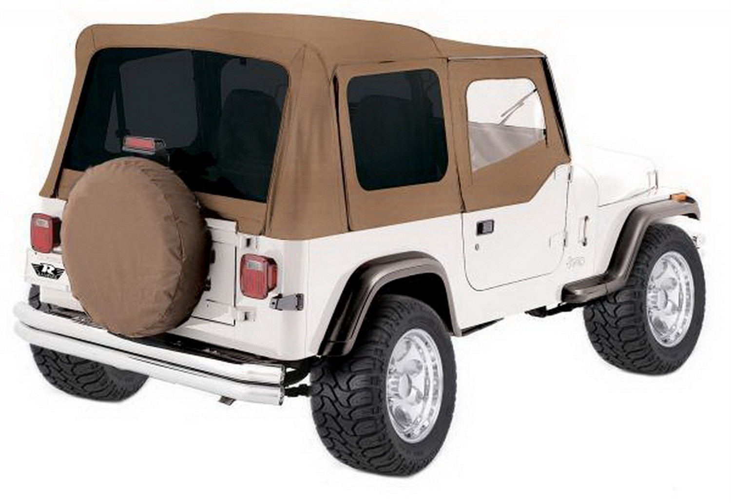RAMPAGE PRODUCTS - Spare Tire Cover - RMP 772917