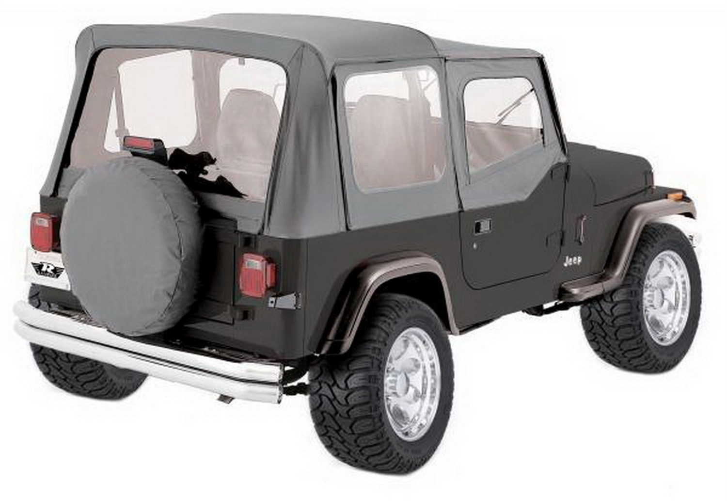 RAMPAGE PRODUCTS - Spare Tire Cover - RMP 772911