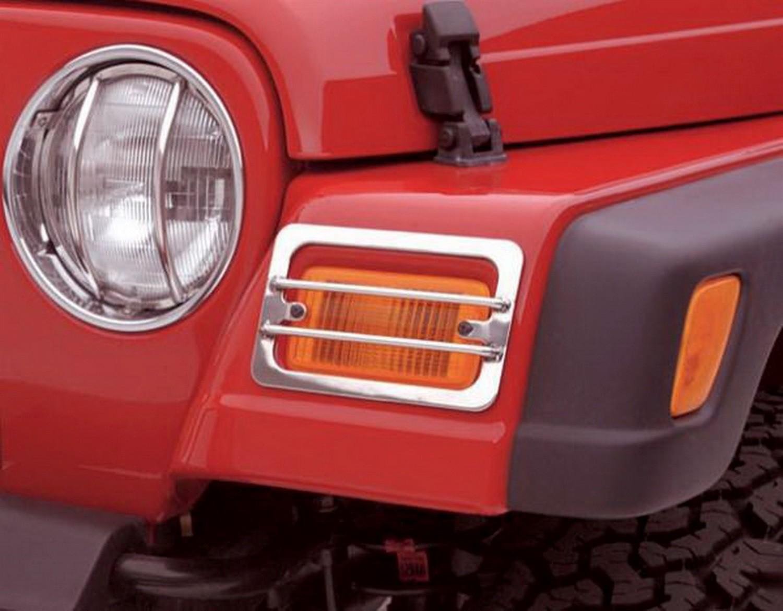 RAMPAGE PRODUCTS - Euro Headlight Guard - RMP 5459