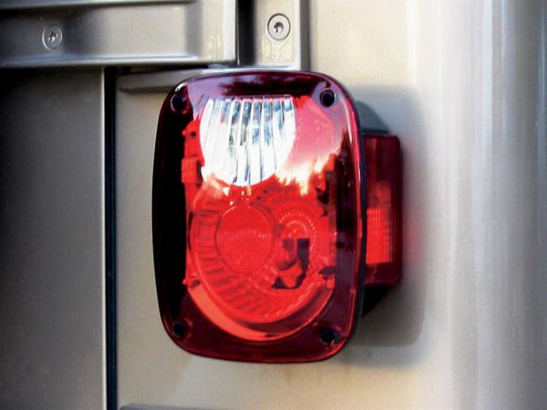 RAMPAGE PRODUCTS - Diamond Brite Kit Tail Light Set - RMP 5307