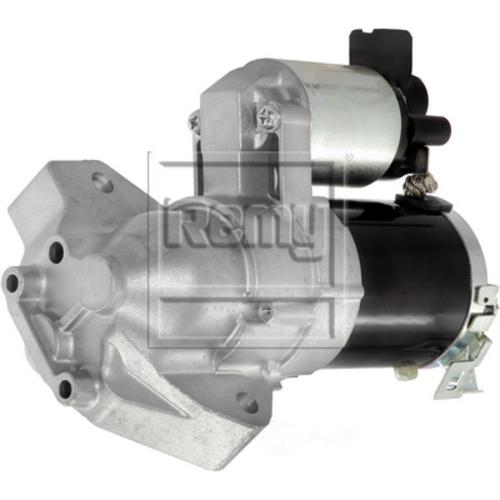 REMY - Premium Remanufactured Starter - RMY 16138