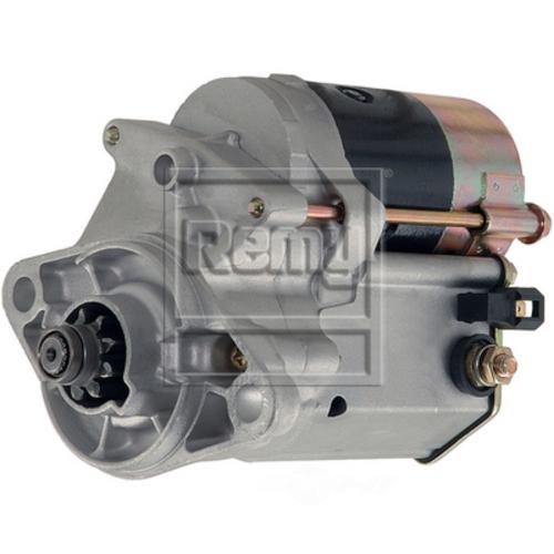 REMY - Premium Reman Starter Motor - RMY 16578