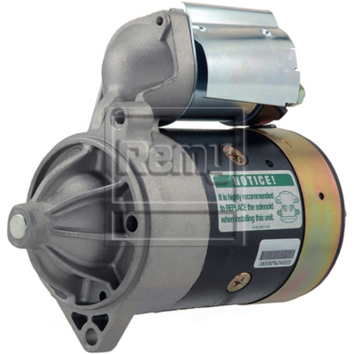 REMY - Starter Motor - RMY 25228