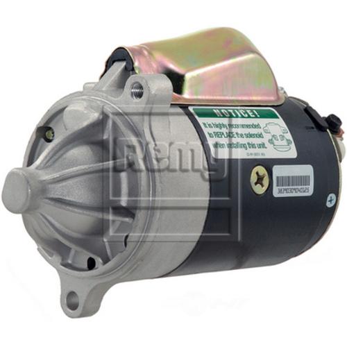 REMY - Premium Reman Starter Motor - RMY 25390