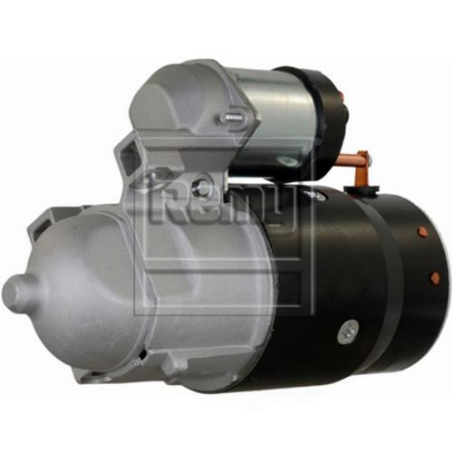 REMY - Premium Reman Starter Motor - RMY 28365
