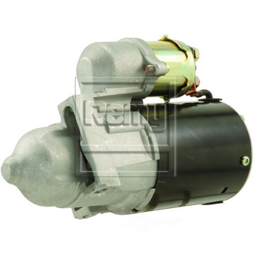 REMY - New Starter Motor - RMY 96109