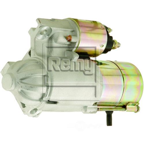 REMY - New Starter Motor - RMY 96207