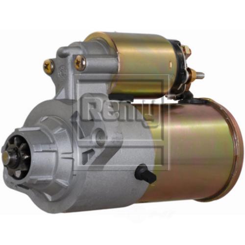 REMY - New Starter Motor - RMY 97143