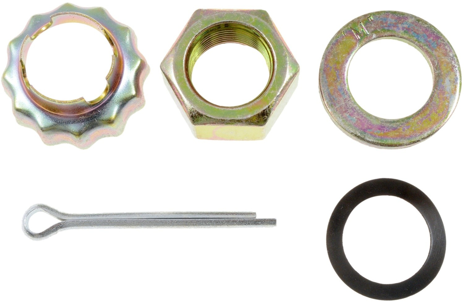 DORMAN - HELP - Spindle Lock Nut Kit - RNB 04983