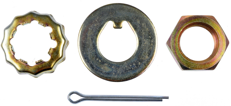 DORMAN - HELP - Spindle Lock Nut Kit - RNB 04991