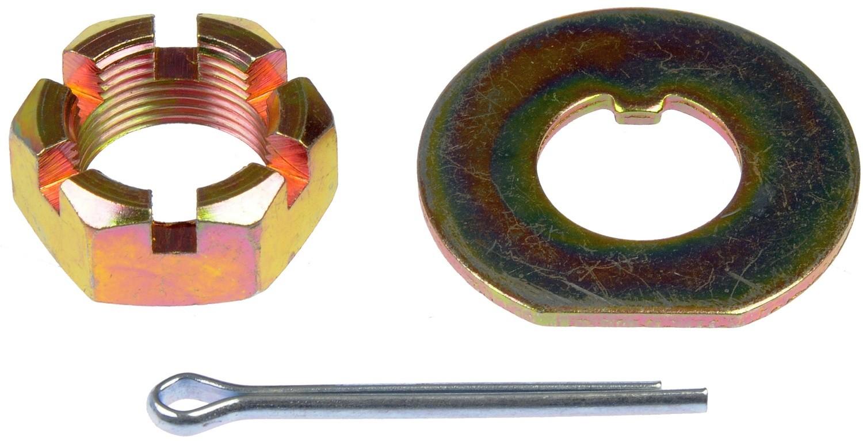 DORMAN - HELP - Spindle Lock Nut Kit (Front) - RNB 04993