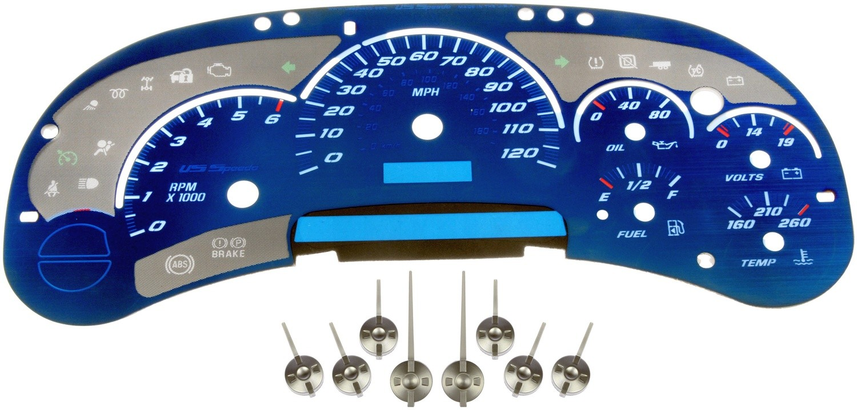 DORMAN - HELP - Instrument Cluster Upgrade Kit - RNB 10-0101F
