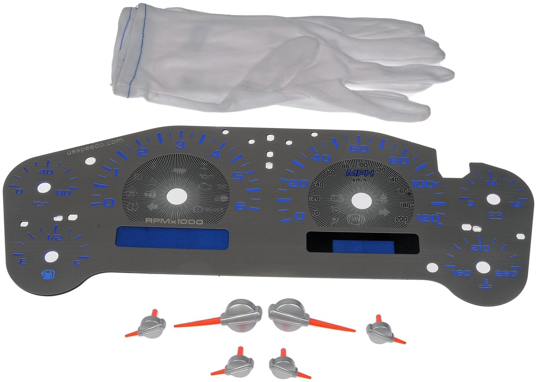 DORMAN - HELP - Instrument Cluster Upgrade Kit - RNB 10-0108B