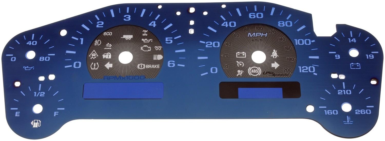 DORMAN - HELP - Instrument Cluster Upgrade Kit - RNB 10-0109B