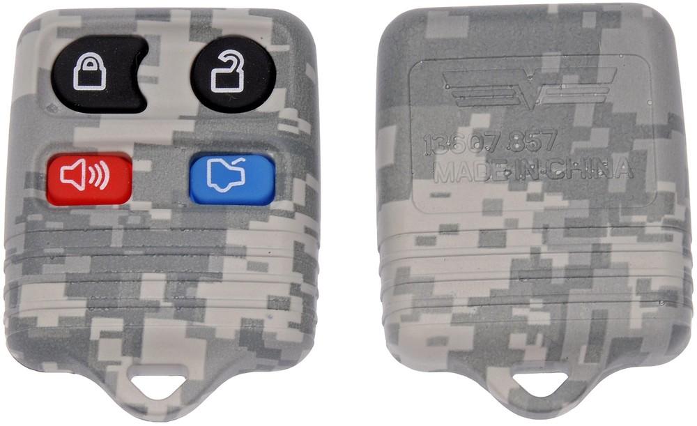 DORMAN - HELP - Keyless Remote Case - RNB 13607GYC