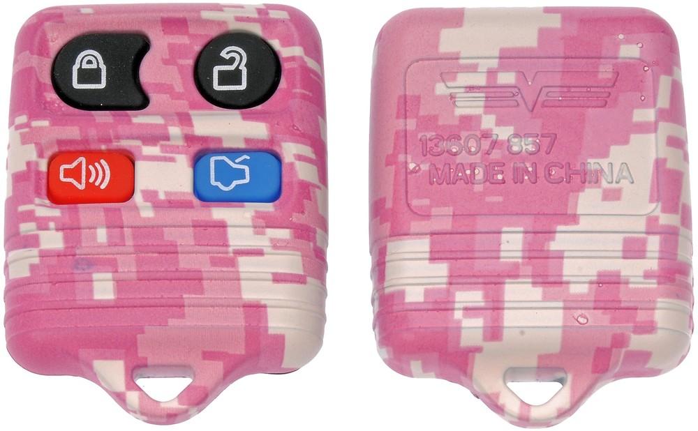 DORMAN - HELP - Keyless Remote Case - RNB 13607PKC