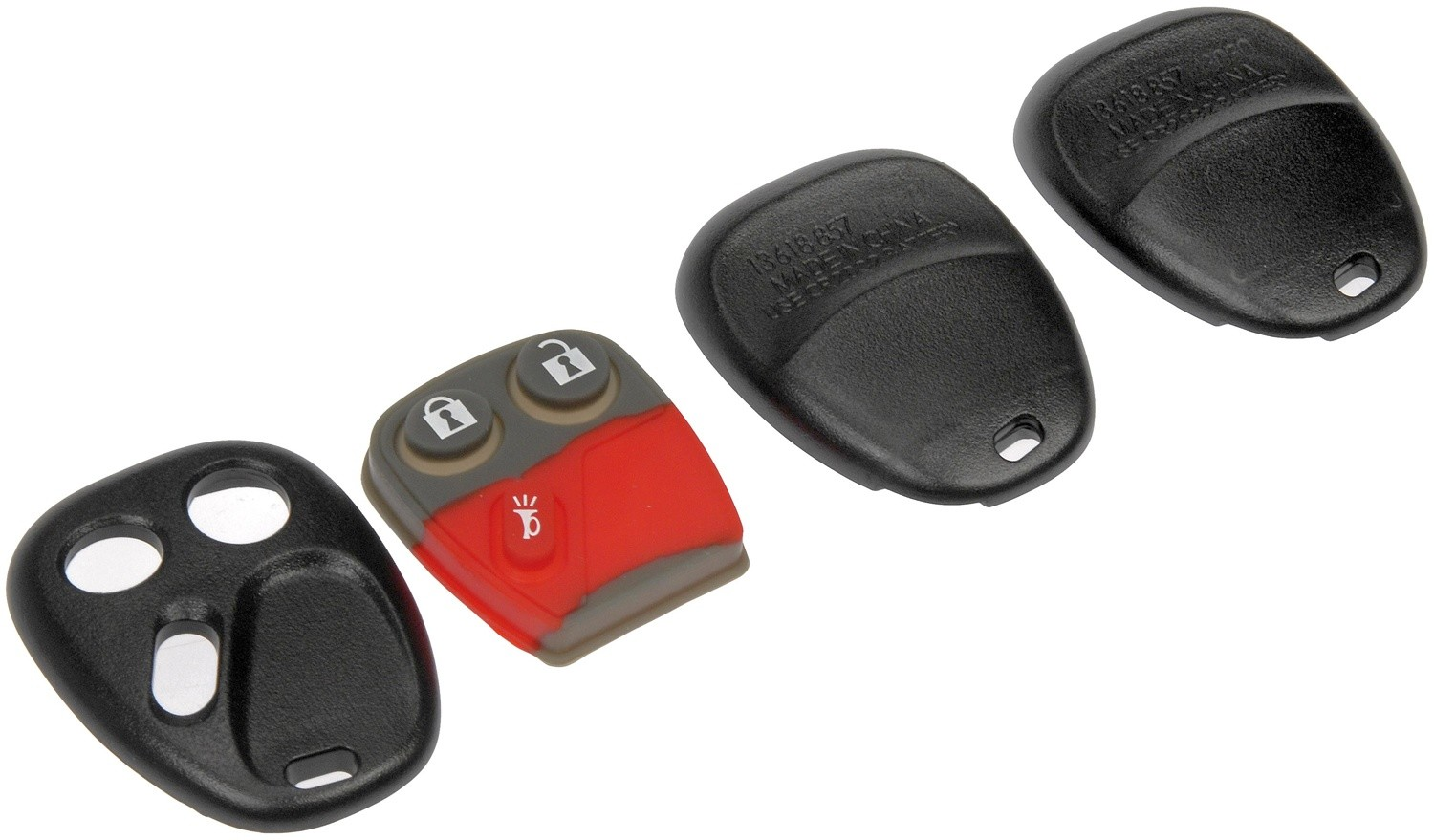 DORMAN - HELP - Keyless Remote Case - RNB 13618