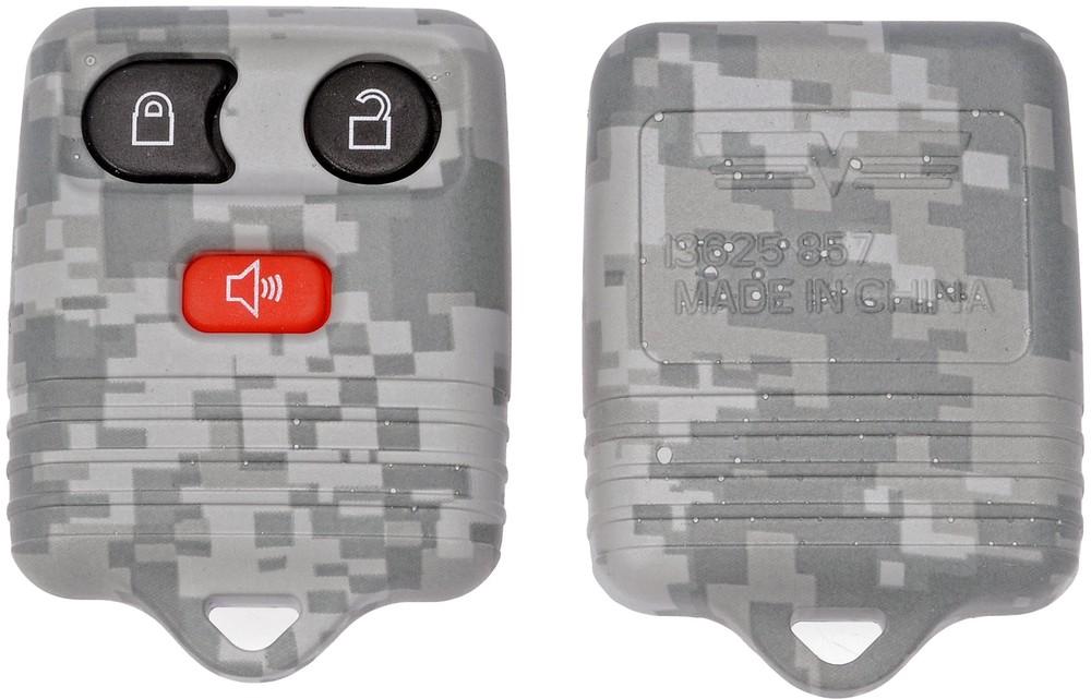 DORMAN - HELP - Keyless Remote Case - RNB 13625GYC