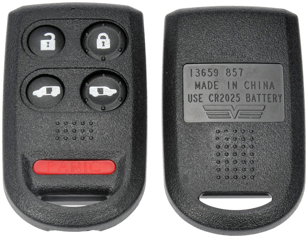 DORMAN - HELP - Keyless Remote Case - RNB 13659