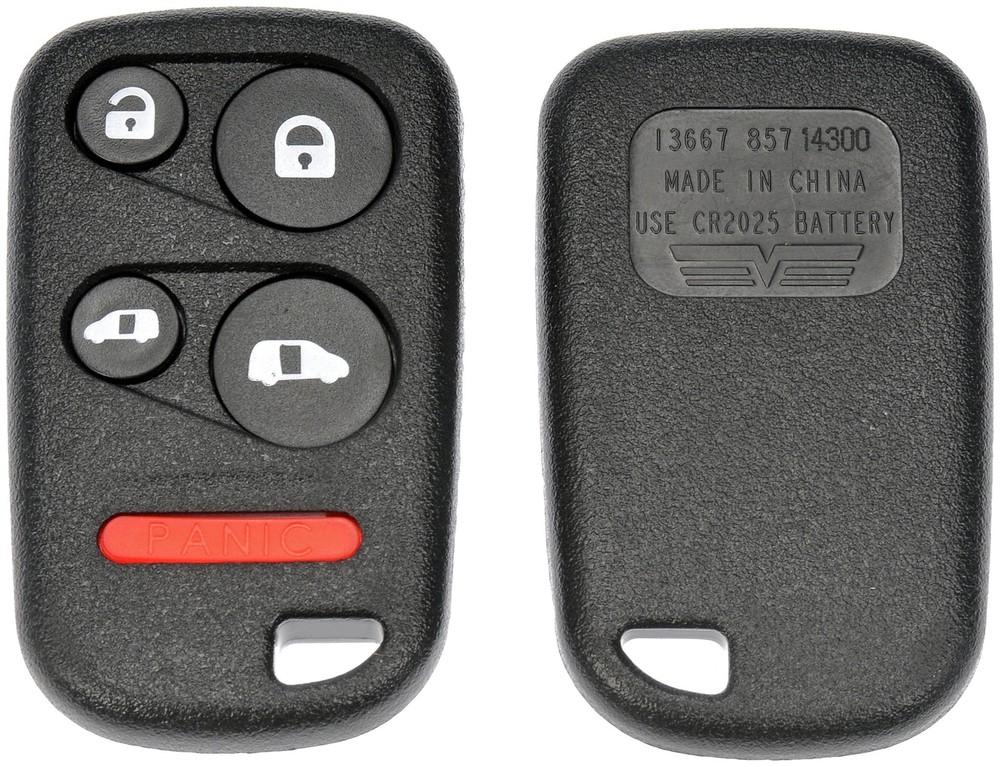 DORMAN - HELP - Keyless Remote Case - RNB 13667