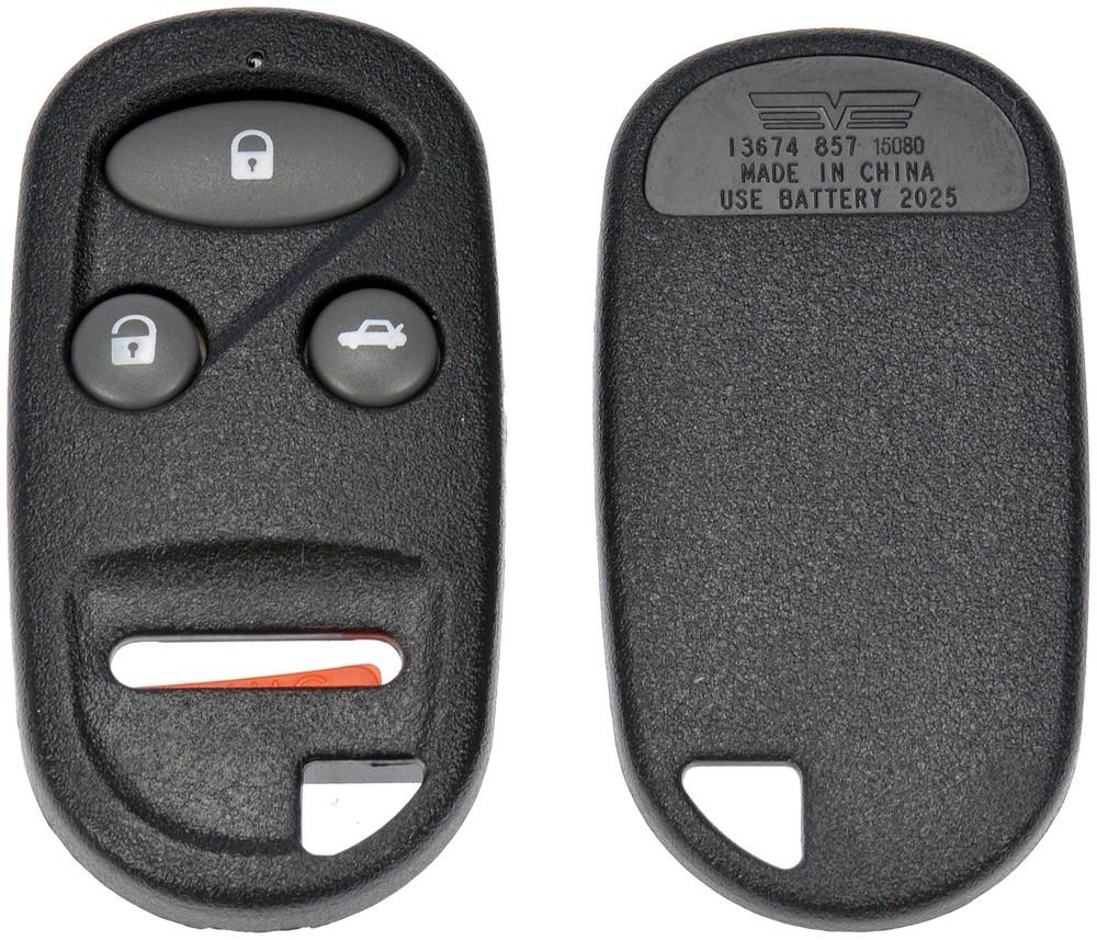 DORMAN - HELP - Keyless Remote Case - RNB 13674