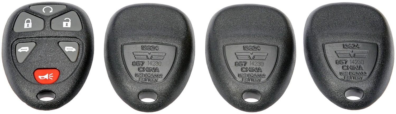 DORMAN - HELP - Keyless Remote Case - RNB 13685