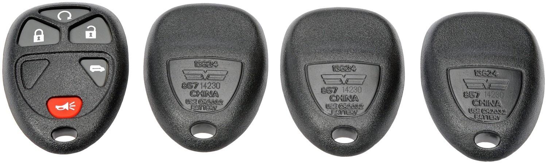 DORMAN - HELP - Keyless Remote Case - RNB 13686