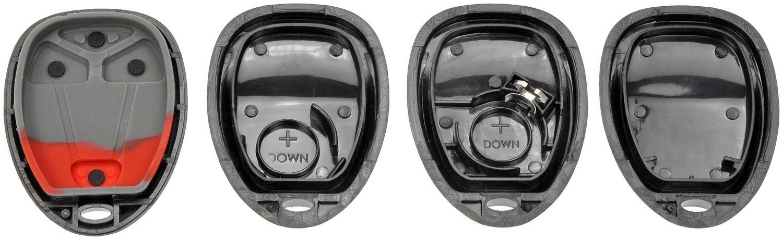 DORMAN - HELP - Keyless Remote Case - RNB 13687