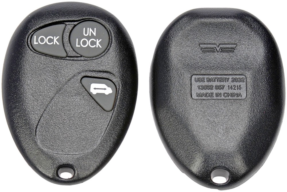 DORMAN - HELP - Keyless Remote Case - RNB 13692