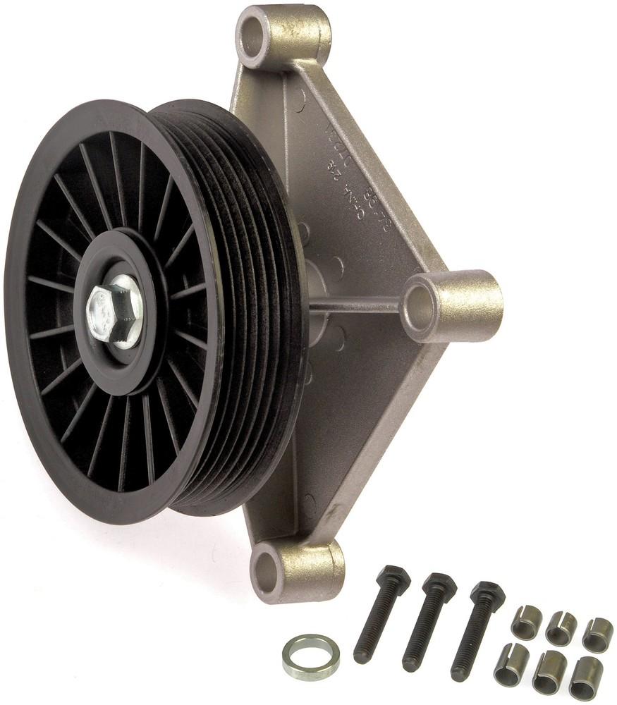 DORMAN - HELP - A\/C Compressor Bypass Pulley - RNB 34198