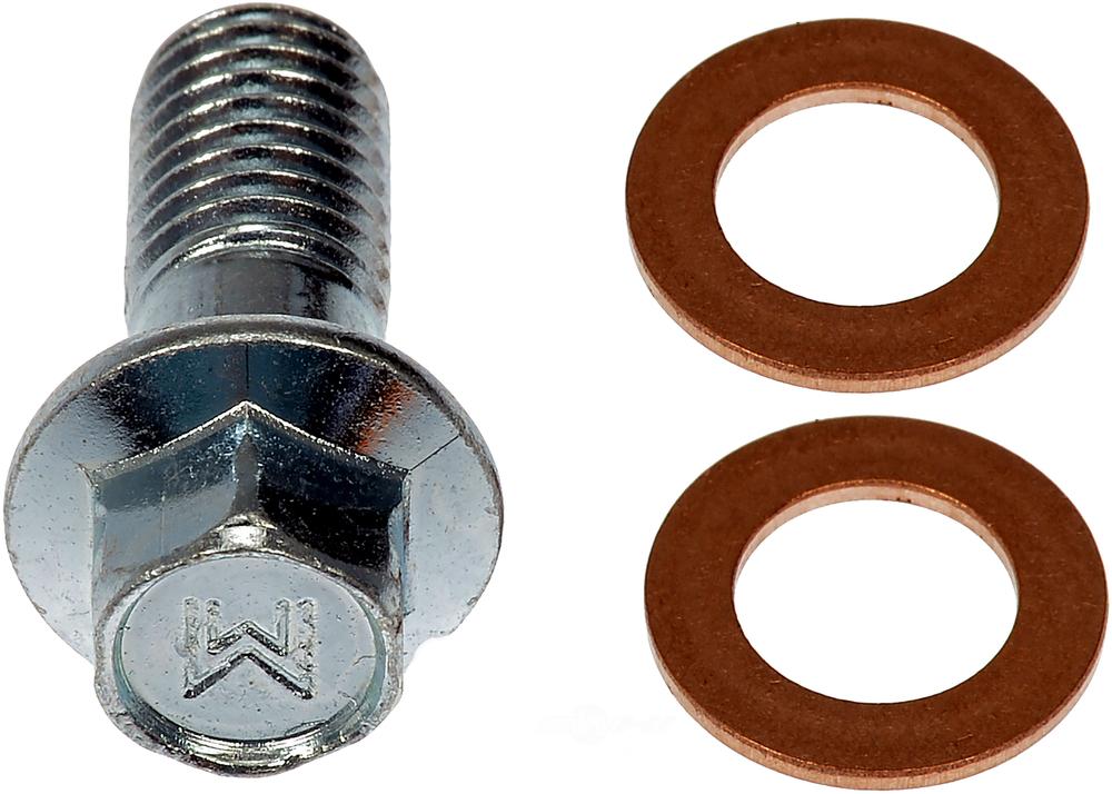 DORMAN - HELP - Brake Hydraulic Hose to Caliper Bolt - RNB 13936