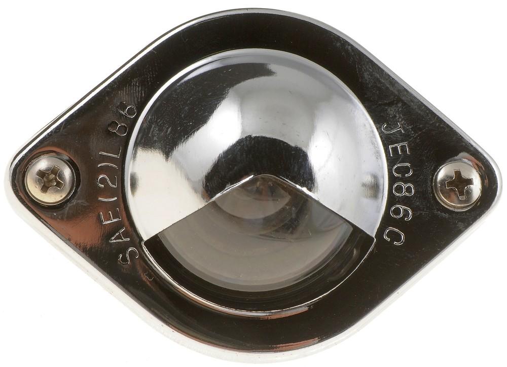 DORMAN - HELP - License Lamp Lense - RNB 68152