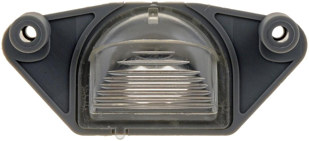 DORMAN - HELP - License Lamp Lense - RNB 68167