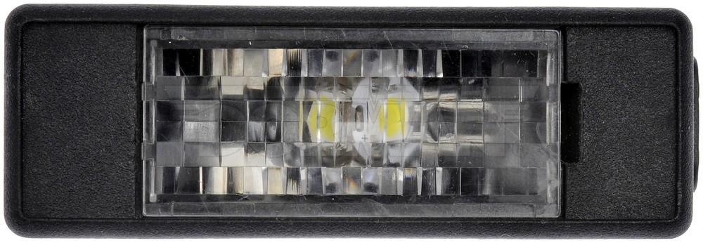 DORMAN - HELP - License Lamp Lense - RNB 68178