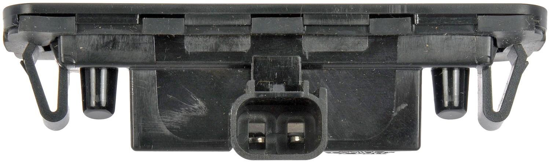 DORMAN - HELP - License Lamp Lense - RNB 68180