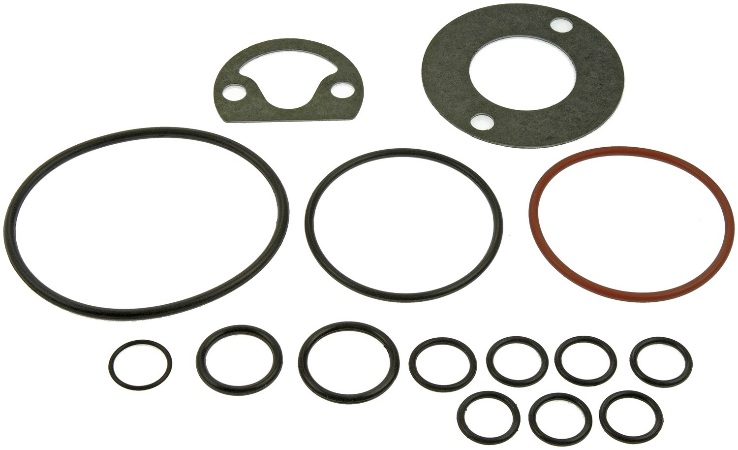 DORMAN - HELP - Engine Oil Filter Adapter O-ring - RNB 82560