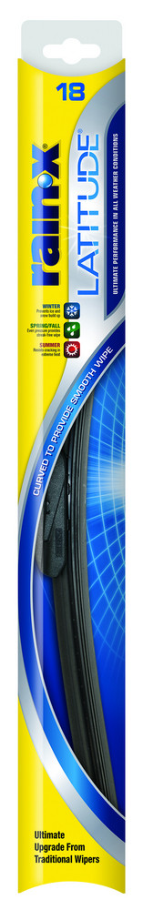 RAIN X - Rain-x Latitude 8in1 Windshield Wiper Blade - RNX 5079275-1