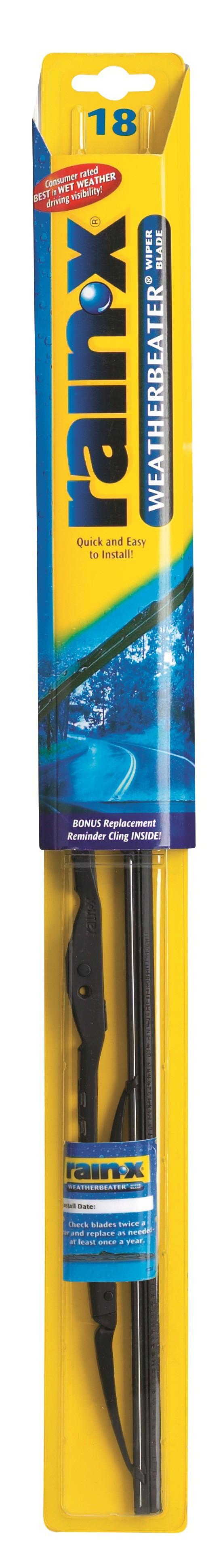 RAIN X - US Weatherbeater Wiper Blade - RNX RX30218