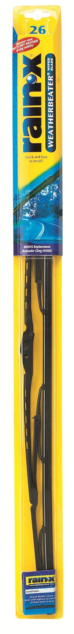 RAIN X - Rain-X Weatherbeater Windshield Wiper Blade - RNX RX30226
