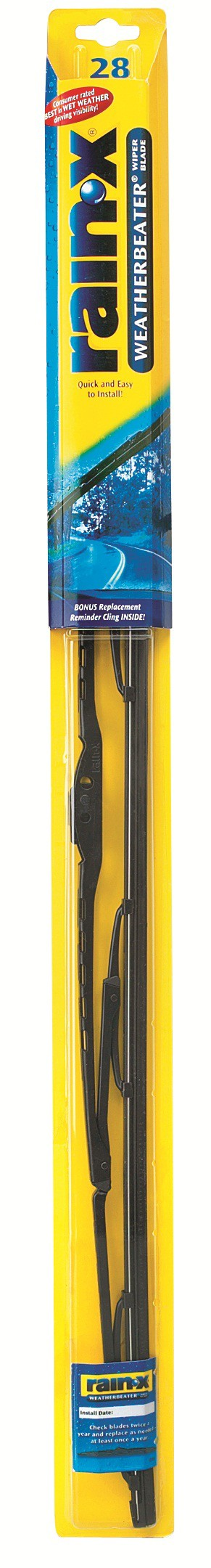 RAIN X - Rain-X Weatherbeater Windshield Wiper Blade - RNX RX30228