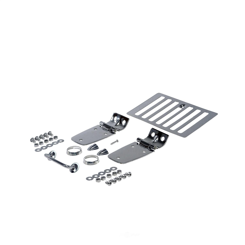 RUGGED RIDGE - Hood Kit - RUG 11101.03