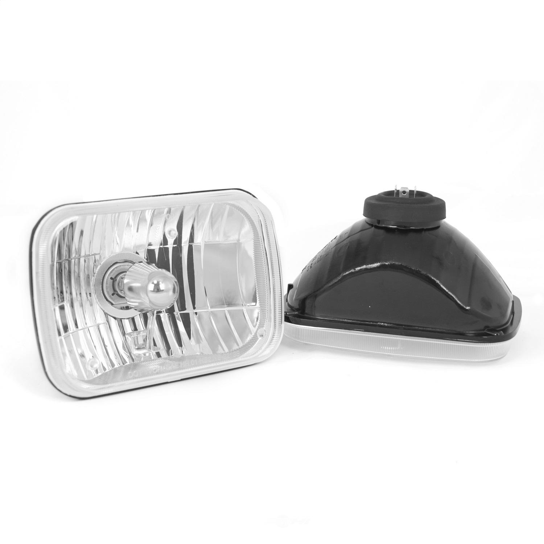 RUGGED RIDGE - Crystal H2 Headlight - RUG 12402.82