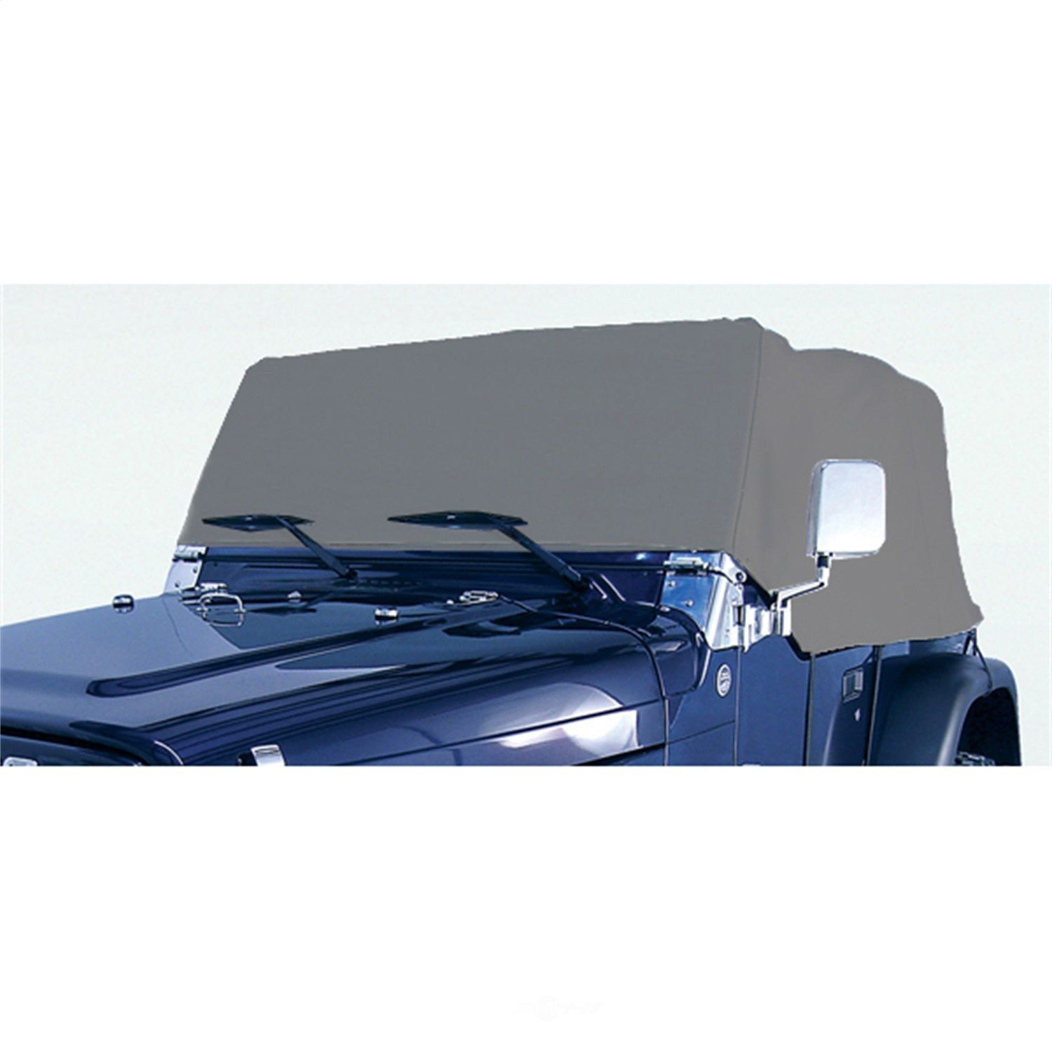 RUGGED RIDGE - Weather Lite Full Cab Cover - RUG 13321.01