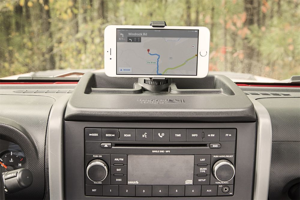 RUGGED RIDGE - Dash Multi-Mount System - RUG 13551.12